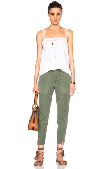 Army Twist Pants