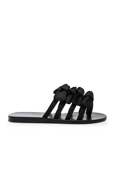 Satin Hara Sandals
