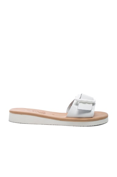Leather Aglaia Sandals