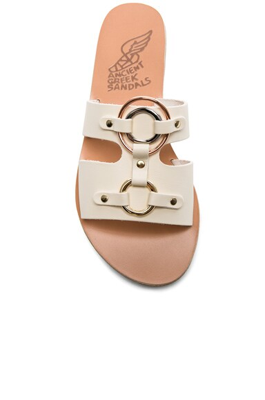 Leather Attiki Sandals