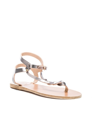 Leather Ismene Sandals