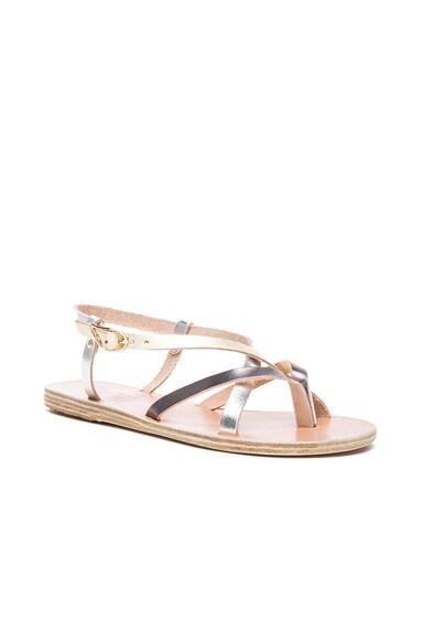 Leather Semele Sandals