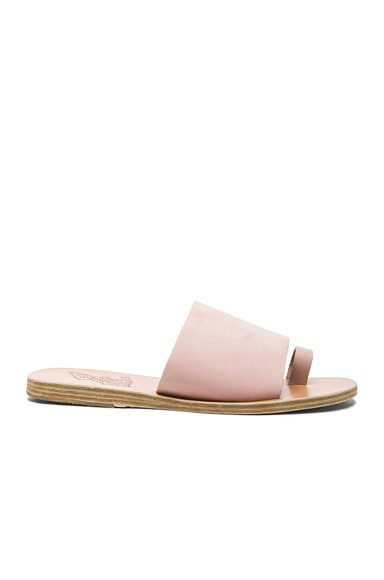 Leather Ligia Sandals