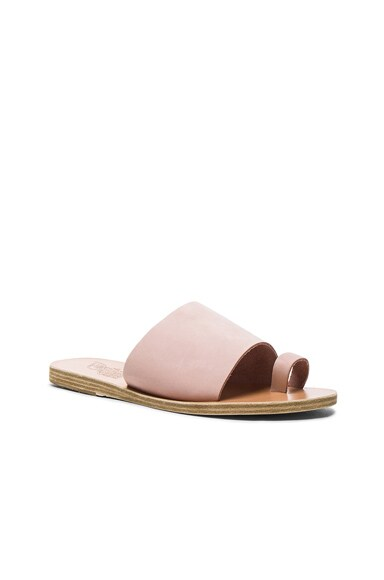 Leather Ligia Sandals