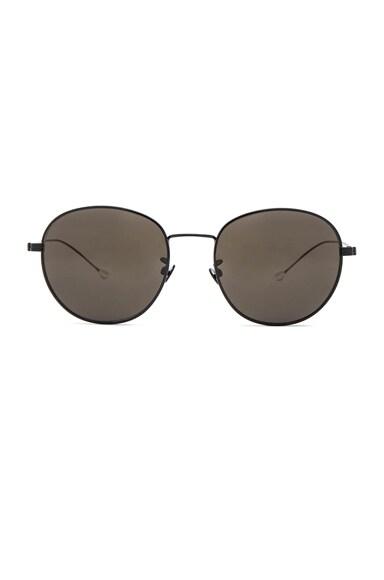 Ann Demeulemeester Sunglasses in Black