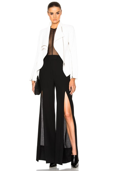Slit Leg Trousers
