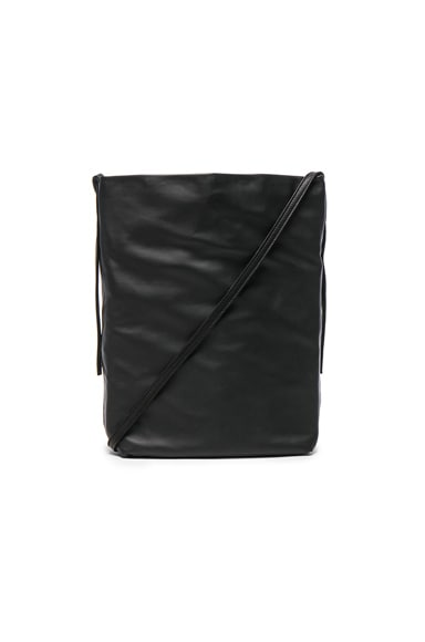 Ann Demeulemeester Satchel in Black