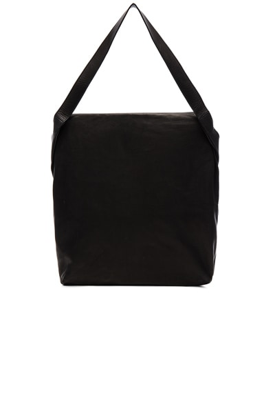 Ann Demeulemeester Postman Bag in Black
