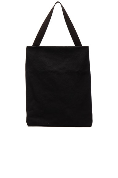 Ann Demeulemeester Tote in Black