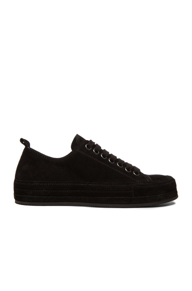Ann Demeulemeester Sneakers in Black