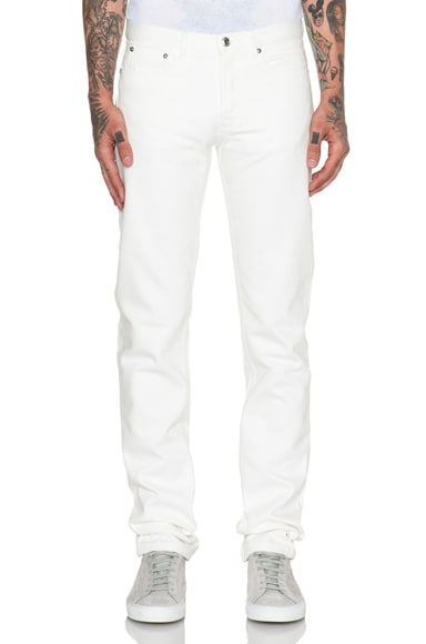 A.P.C. Petit Standard Jeans in White