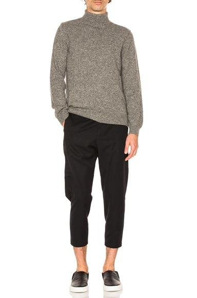 Jean Turtleneck Sweater