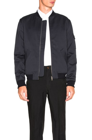 A.P.C. Alain Jacket in Dark Navy
