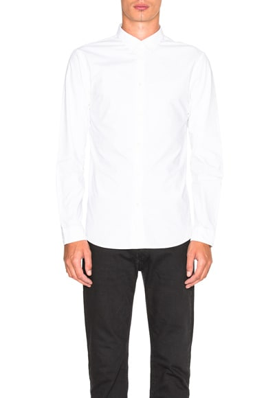 A.P.C. Casual Shirt in White