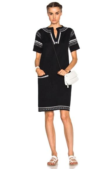 A.P.C. Marjorelle Dress in Black