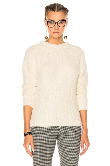 A.P.C. Ennis Sweater in Ecru