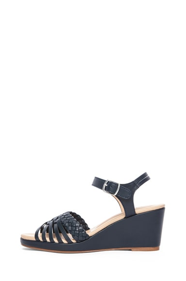 Cuir Epais Sandal