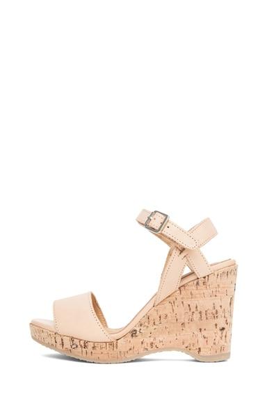 Lisse Calfskin Leather Sandals