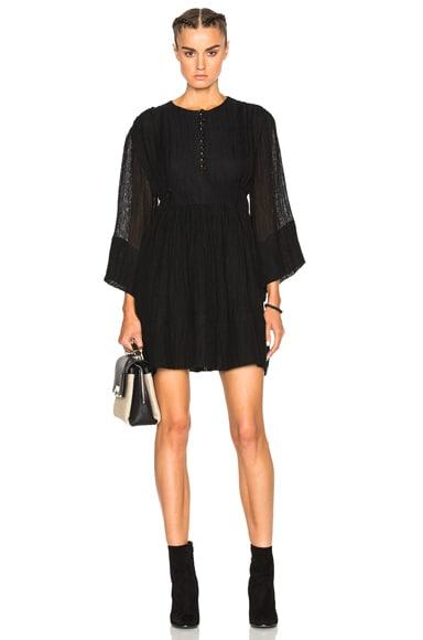 Apiece Apart Upaya Dress in Black