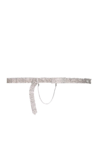 Crystal Embellished Belt