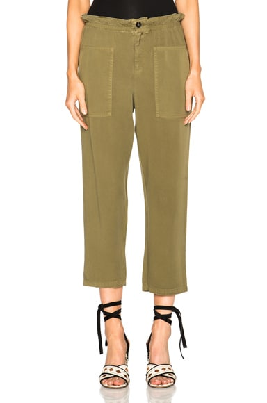 Athe by Vanessa Bruno Erevan Pants in Military