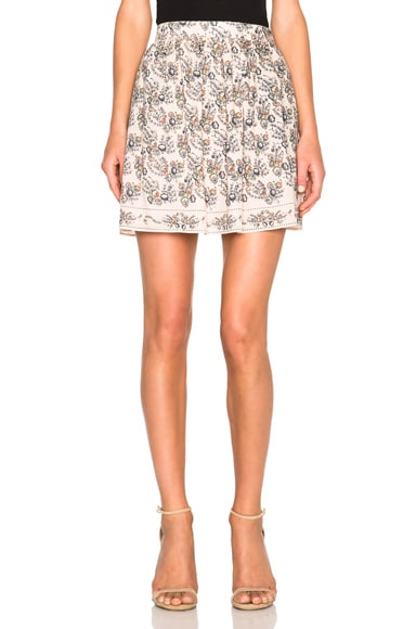 Athe by Vanessa Bruno Eloane Skirt in Poudre