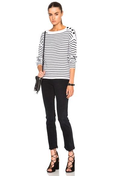 Striped Sailor Sweater