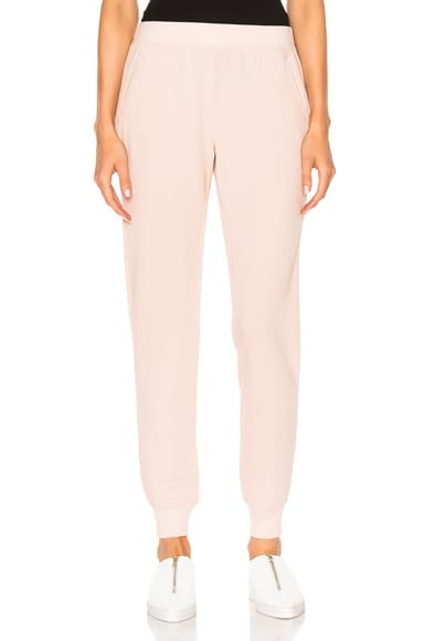 French Terry Slim Sweat Pant