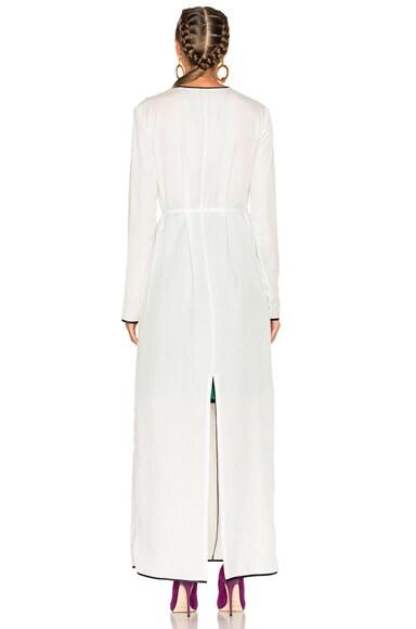 Raquel Parrot Dress