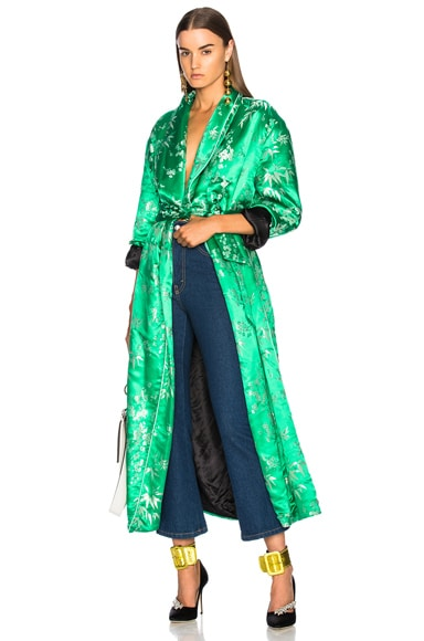 Jacquard Robe