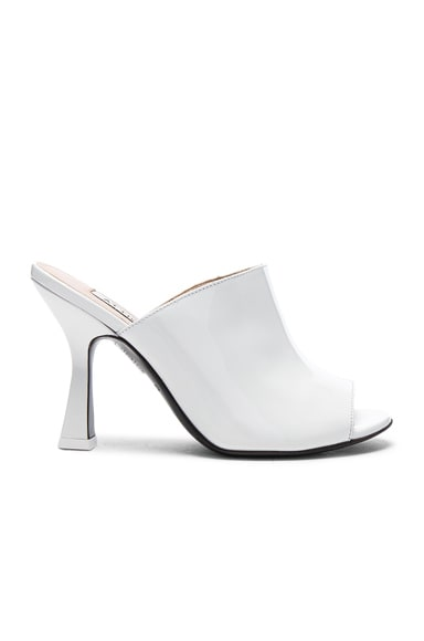 Patent Leather Tomaia Slide Heels