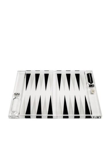 Voltage Rockwell Backgammon Set