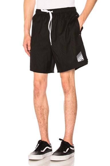 Custom Wool Jacquard Soccer Shorts