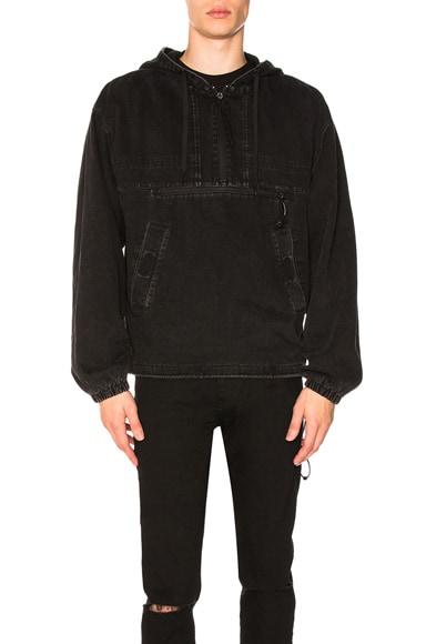 Medium Weight Denim Jacket