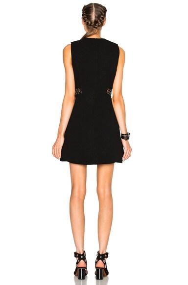 Fitted Peplum Dress