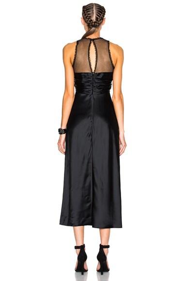 Ball Studs Slip Dress