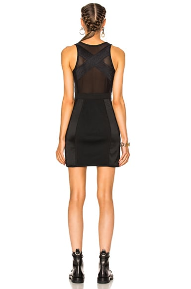 Bodycon Bustier Mini Dress