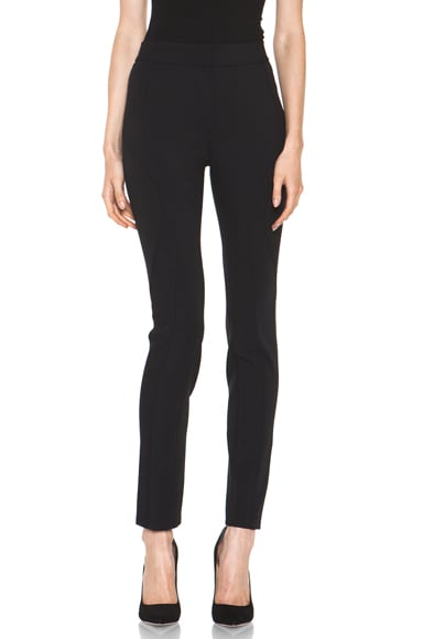 High Waisted Contouring Seam Pant