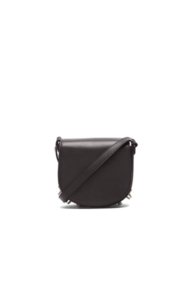 Alexander Wang Mini Lia Bag in Black