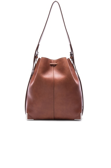 Leather Prisma Bag
