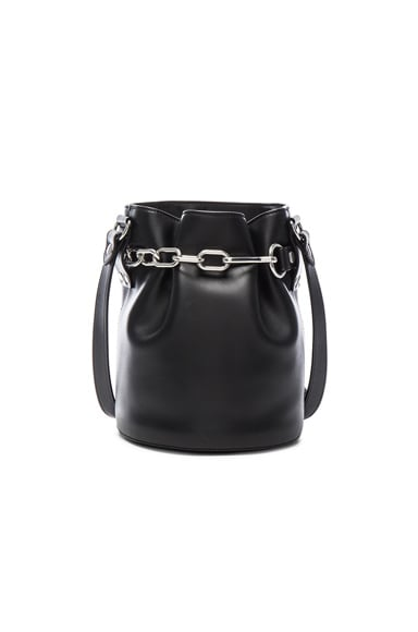Alexander Wang Alpha Bucket Bag in Black