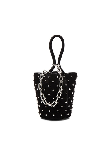 Mini Studded Palladium Bag
