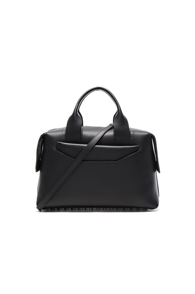 Alexander Wang Rogue Satchel in Black