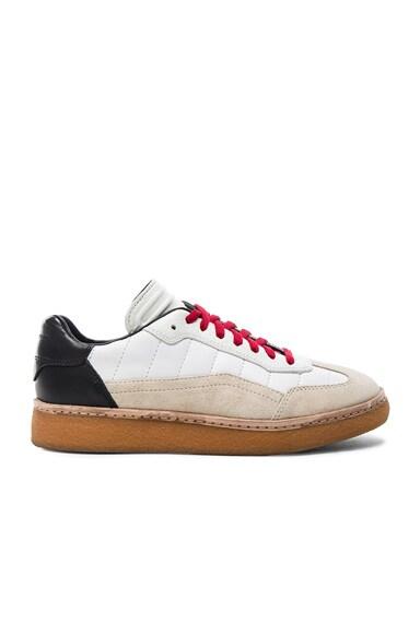Leather Eden Sneakers
