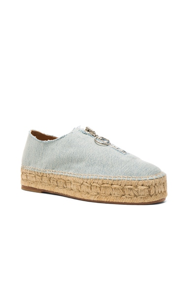 Denim Devon Espadrilles