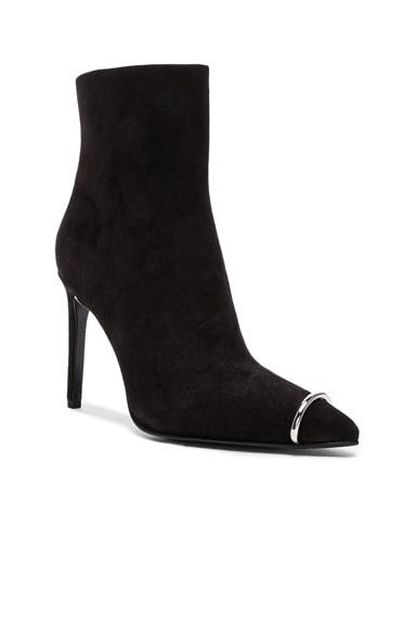 Suede Kinga Boots