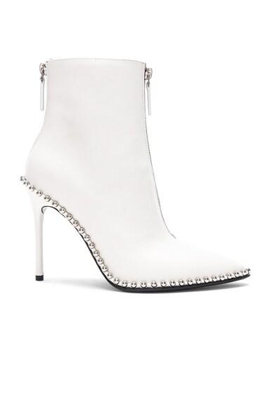 Leather Eri Boots