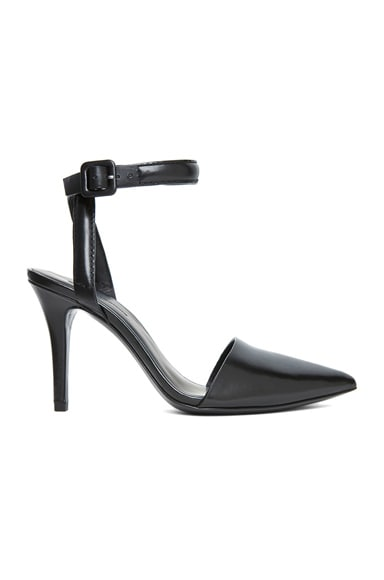 Alexander Wang Lovisa Leather Pumps in Black