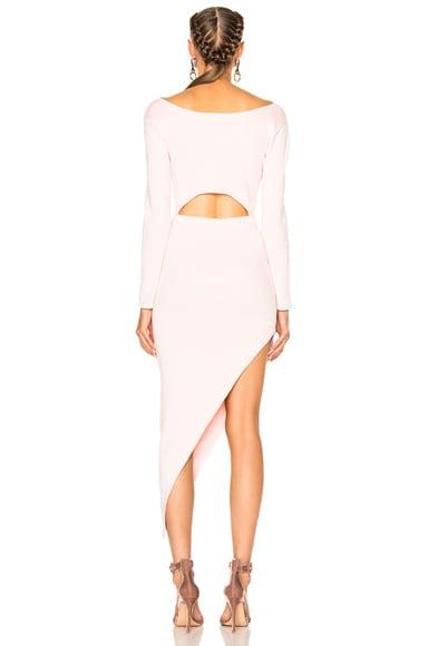 Cotton Full Needle Dress