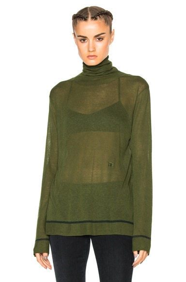 Viscose & Cashmere Sweater